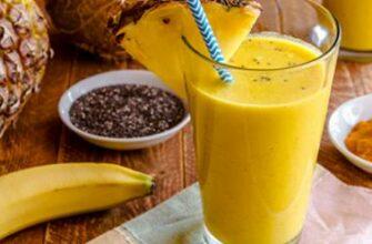 Попробуйте заменить свой обычный завтрак этим коктейлем. Ваше тело будет вам благодарно.