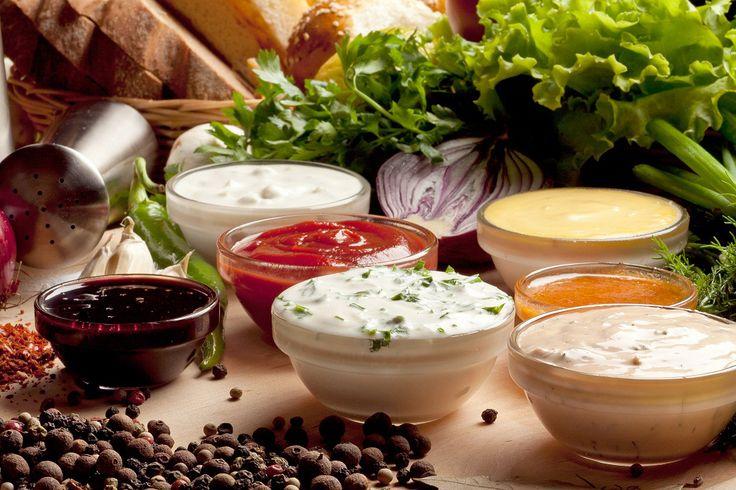 Топ-5 рецептов ПП-соусов для тех, кто на диете!