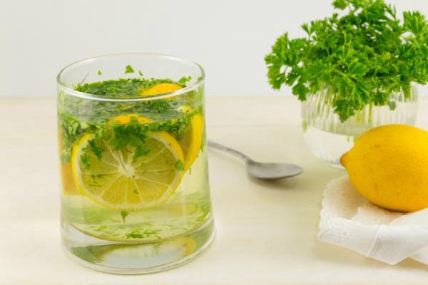 как пить лимон чтобы похудеть