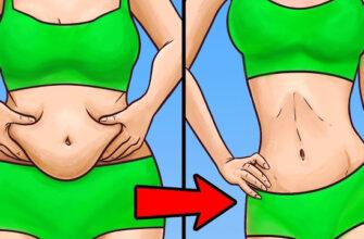 Ежедневно потребляйте один стакан этого средства, чтобы ускорить метаболизм и сжечь жир желудка!