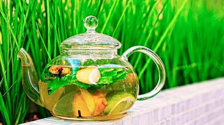 Чай, который растопит все лишние килограммы!