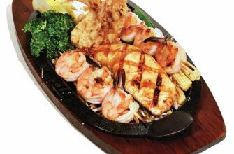 Морепродукты для снижения веса