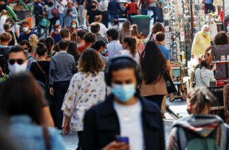 Европейские страны охватывают протесты: правительства снова вводят жесткий карантин из-за коронавируса