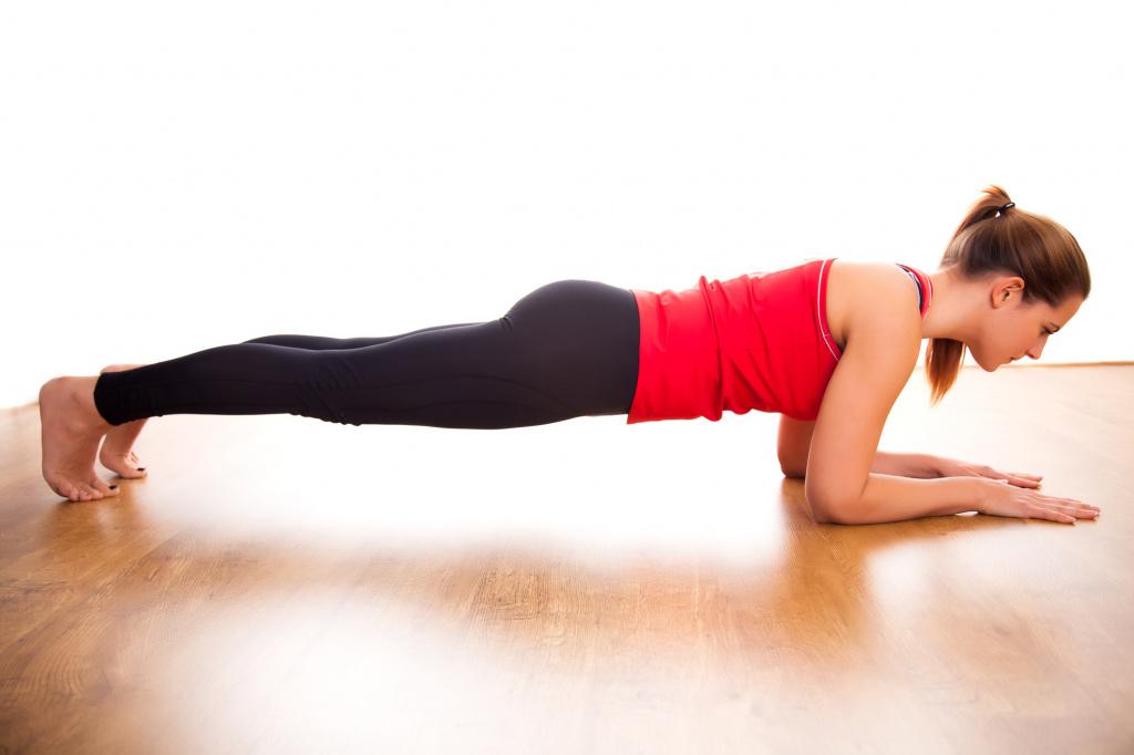 Домашние упражнения для мышечного тонуса