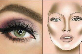 Секреты макияжа: как сделать лицо более изящным?